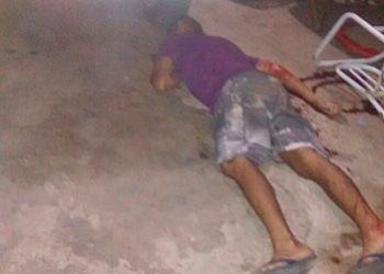Nas �ltimas 24 horas tr�s pessoas s�o mortas em Sergipe com emprego de arma de fogo