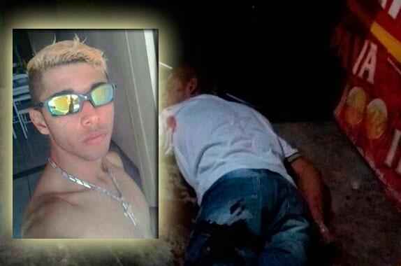 assassinato Arma de Fogo Ribeirópolis Sergipe