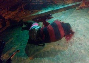 Assassinato por espancamento é registrado na periferia da cidade de Itabaiana