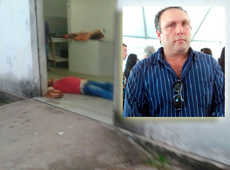 assassinato Petrônio Gomes Pedro Alexandre Bahia