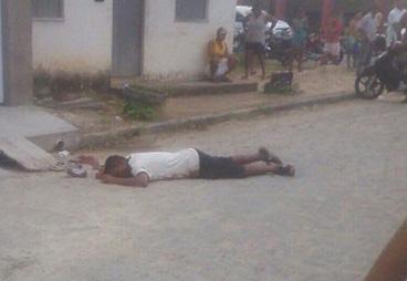 Assassinato Faca Boquim Sergipe