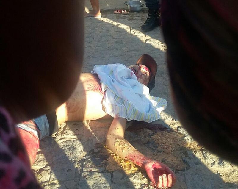 assassinato faca Simão Dias Sergipe