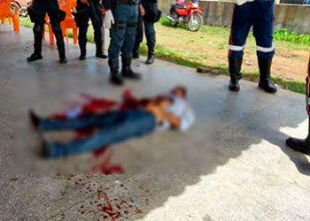 Ex-presidiário é morto a tiros na área da Feira de animais de Itabaiana