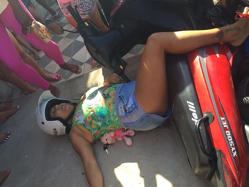 homicídio arma de fogo Itabaiana Sergipe