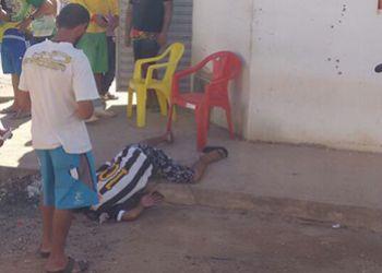 A cena se repete: Ex-presidi�rio � mais uma v�tima de homic�dio na cidade de Itabaiana