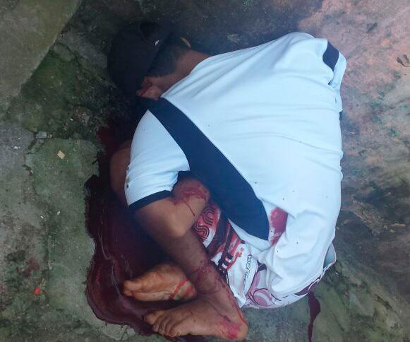 homicídio arma de fogo Lagarto Sergipe