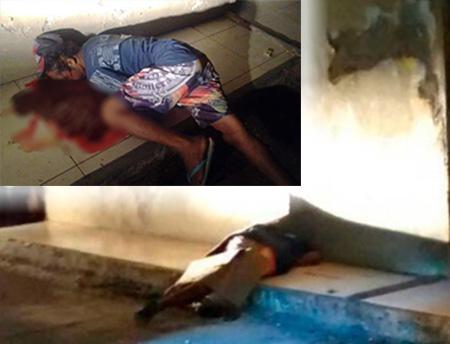 Lagarto Sergipe Assassinato