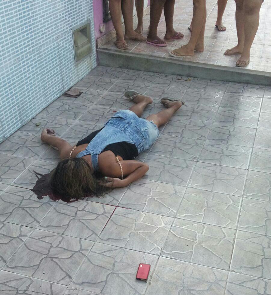Assassinato mulher Moita Bonita Sergipe