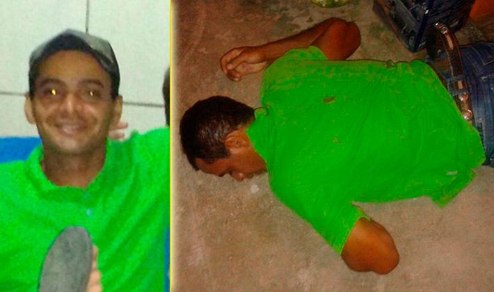 assassinato povoado Rio das Pedras Itabaiana Sergipe