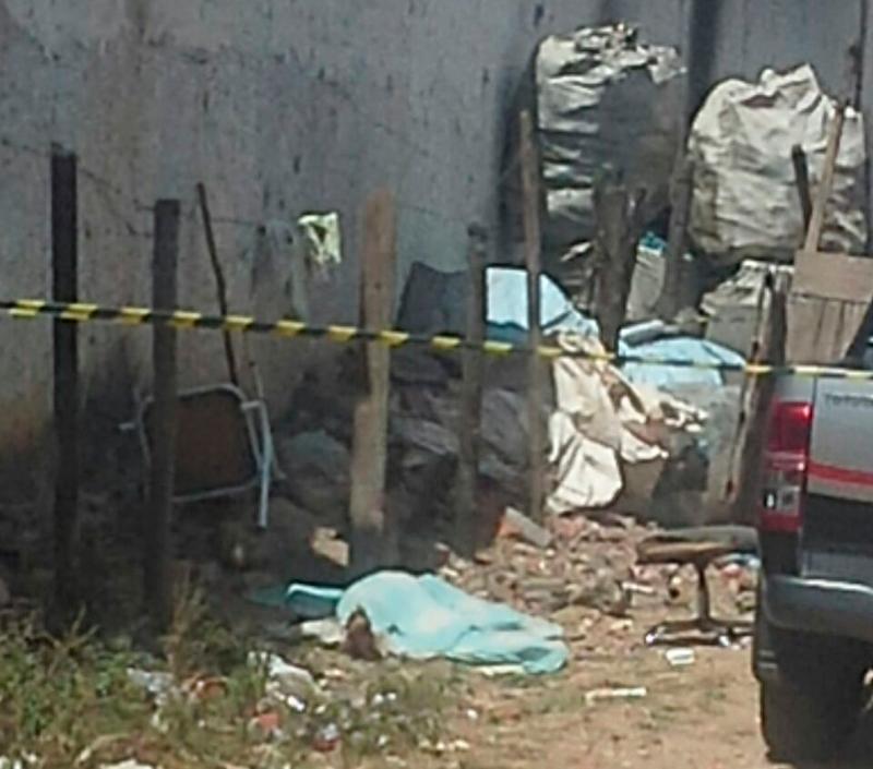 homicídio arma de fogo Riacho Doce Itabaiana Sergipe