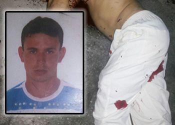 Assassinato: Itabaiana � novamente cen�rio de morte com emprego de arma de fogo