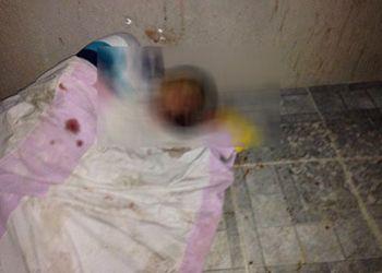 Homem � assassinado com emprego de arma de fogo na cal�ada da pr�pria resid�ncia