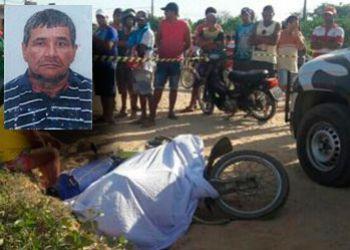 Homem � assassinado a tiros em estrada vicinal do munic�pio de Itabaiana
