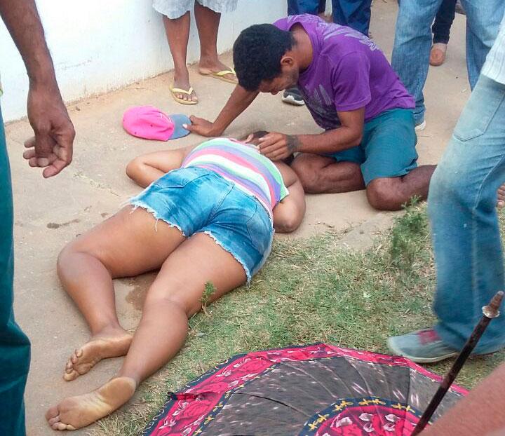assassinato arma de fogo Lagarto Sergipe