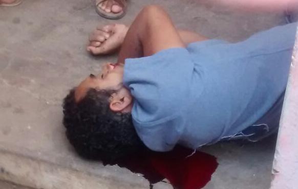 Pinhão Sergipe Homicídio