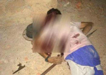 Com prisão preventiva decretada pela Justiça sergipana, suspeito de matar homem em São Domingos é preso pela PC