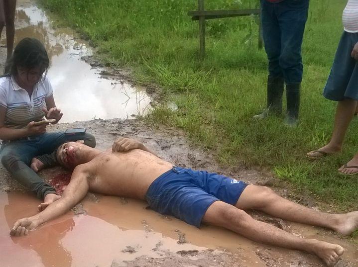 assassinato São Cristóvão Sergipe