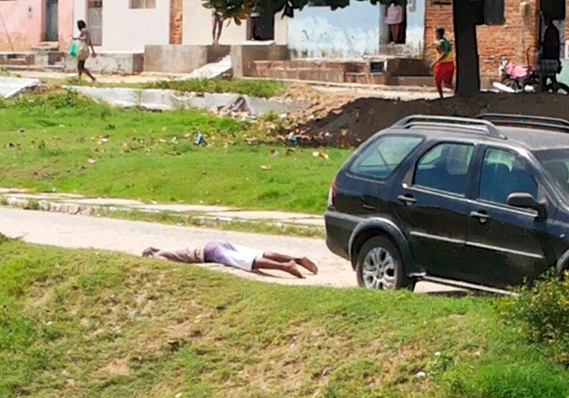 assassinato Propriá Sergipe
