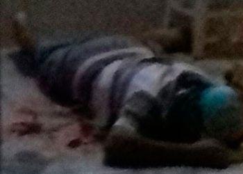 Homem � assassinado com emprego de arma de fogo em bar na cidade de Ribeir�polis