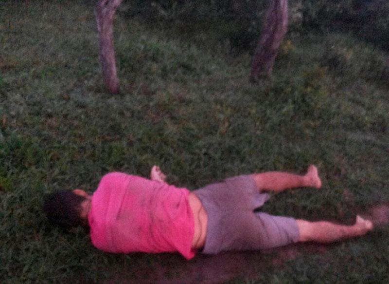 assassinato povoado Rio Fundo Lagarto Sergipe