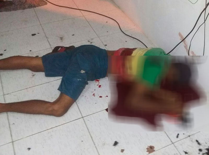 assassinato Aracaju Sergipe