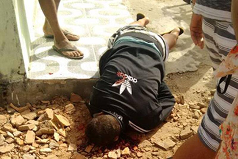 Assassinato arma de fogo Tobias Barreto Sergipe