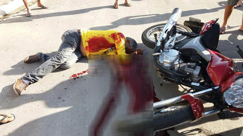 Assassinato arma de fogo Nossa Senhora Aparecida Sergipe