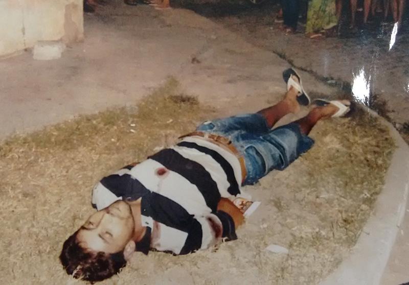 assassinato Zé Bofe Itabaiana Sergipe