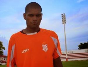 atacante Marcão Club Sportivo Sergipe