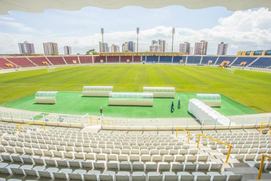 Estádio Lourival Baptista