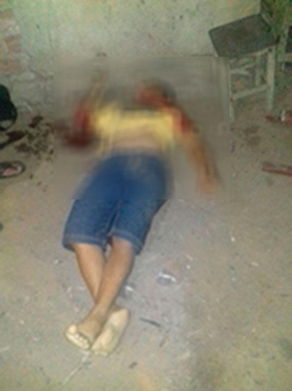 duplo assassinato povoado Zanguê Itabaiana Sergipe