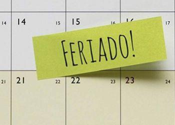 2020 ter� 11 feriados nacionais em dias de semana