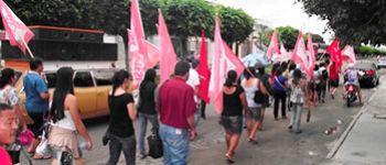 Prefeitura de Campo do Brito � ocupada por professores da rede municipal de ensino em greve