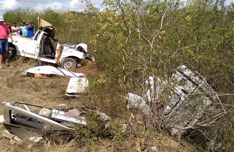 acidente caminhão ambulância Frei Paulo Sergipe