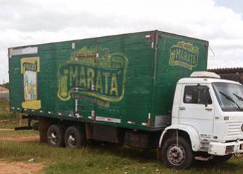 Caminh�o de empresa sergipana roubado no Estado da Bahia � recuperado pela Pol�cia Militar na cidade de Carira