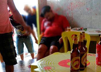 Caminhoneiro é executado no interior de bar no Centro da cidade de Itabaiana