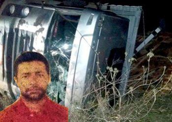 Marcas de tiros: Caminhoneiro de Itabaiana � encontrado morto em rodovia no Estado da Bahia