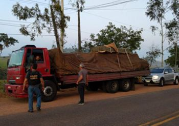 Caminhoneiro é preso na Região Centro-Sul de Sergipe após ser flagrado transportando drogas