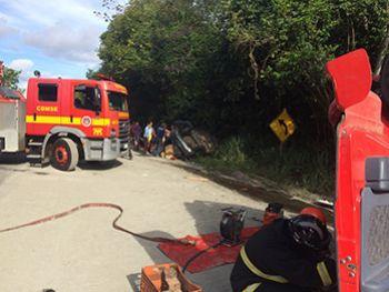 Caminhoneiro de S�o Domingos (SE) morre em acidente na BR-101, regi�o Centro-Sul de Sergipe