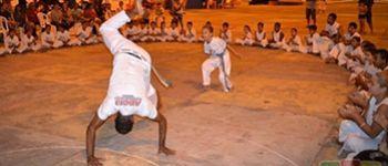Evento: Grupo de Capoeira Equil�brio festeja 10.� anivers�rio em Aracaju e Ribeir�polis