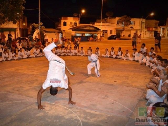 Capoeira Ribeirópolis Sergipe