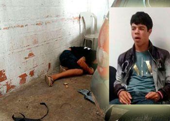 Dupla executa jovem a tiros dentro de loja na cidade de Itabaiana