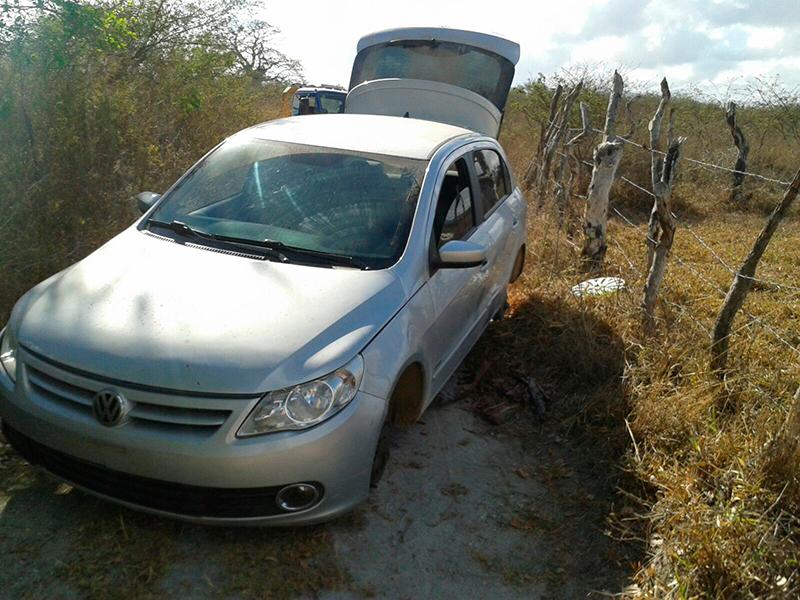 carro roubado Ribeirópolis Sergipe