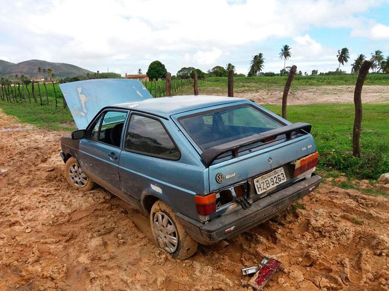 carro roubado Itabaiana Sergipe
