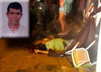 Ex-presidiário é executado a tiros em frente à residência na periferia da cidade de Itabaiana