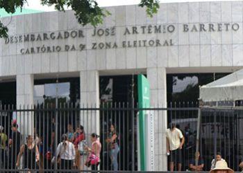 9.� Zona Eleitoral implantar� novos locais de vota��o nas elei��es gerais de outubro