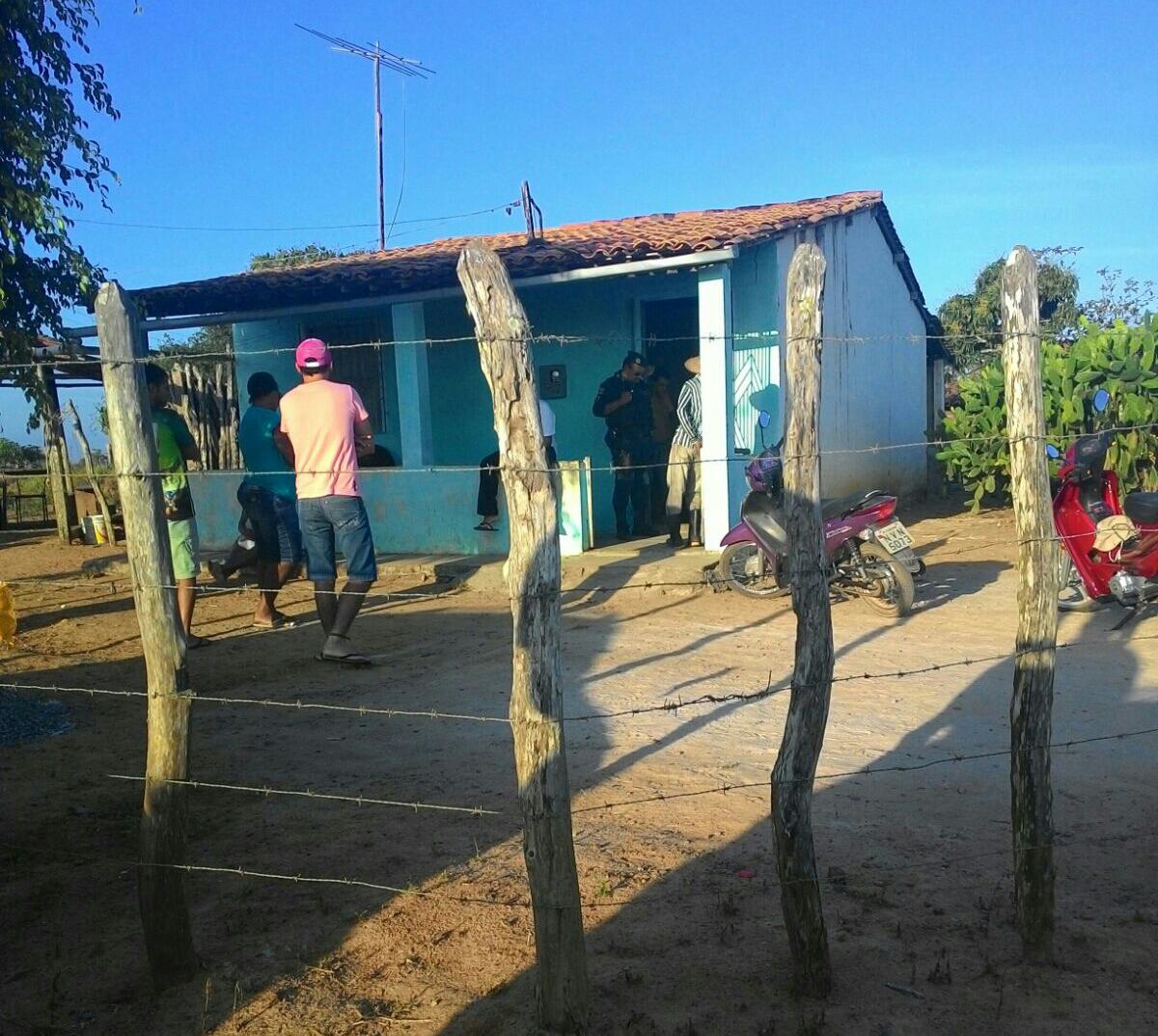 Homicídio Itabaiana sergipe arma fogo