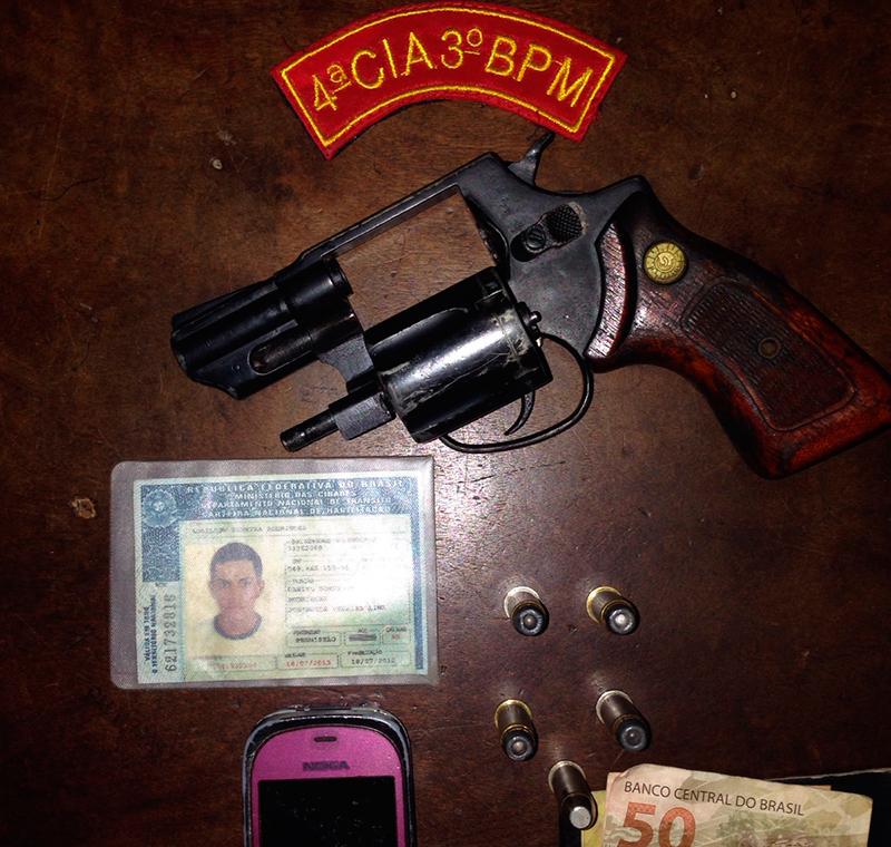 casal arma de fogo Itabaiana Sergipe