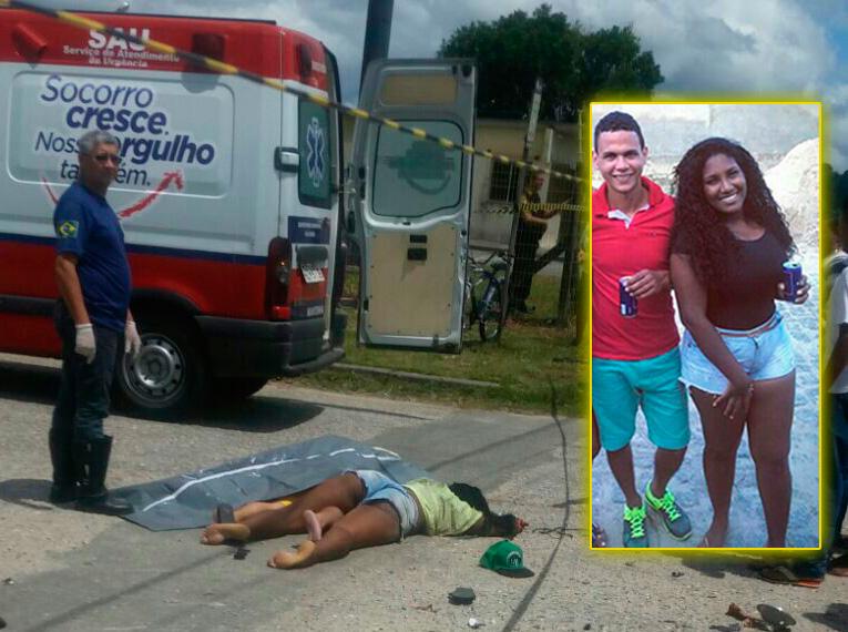 acidente de trânsito Nossa Senhora do Socorro Sergipe
