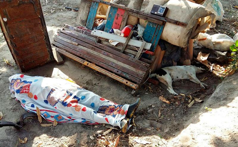 morte catador lixo Itabaiana Sergipe